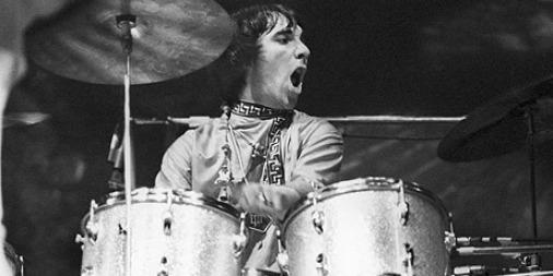 #TalDiaComoHoy hace 67 nacía Keith Moon, el excéntrico, salvaje y original batería de 'The Who' http://t.co/C5yYuUIwG8