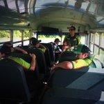 RT @adamwjordan: Old school bus ride to @BMSupdates Its the night race man! #16secondsfast http://t.co/POz2e0xw1I