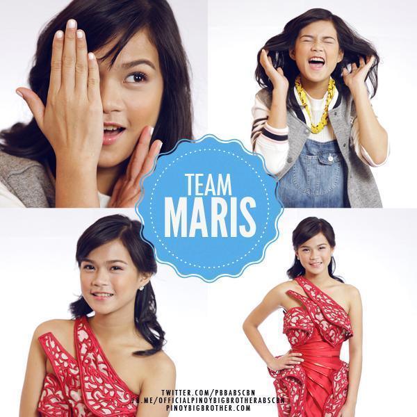 Team MARIS ka ba? Wear Sky Blue para suportahan si Maris! http://t.co/SwiOyPUVYE