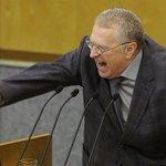 RT @RT_russian: Жириновский предложил запретить политические партии и перейти к выборной монархии http://t.co/Nk9710fM7m http://t.co/0cr16SiaU5