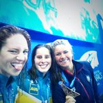 What do you think of our #podiumselfie with the 200 back girls @BindyHocking @ebeisel34 #PanPacs2014 #OurTeam http://t.co/uJNYjKRMzK