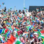 RT @RedBullZA: Wave if youre one of the 22000 fans at Red Bull #xfighters Pretoria! http://t.co/GK8CQoGuO6 http://t.co/8uFL33CbXf