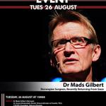 Dr Gilbert, Who Recently Returned From Gaza, Will Be Speaking At UJ This Tues Evening,19H00 @TazEssop14 @AllTheFas http://t.co/dtNLcTg4C0