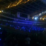 140823 The Powerfull of Sapphire Blue Ocean at GBK Jakarta... Waaaaooow very Beautiful ♥o♥ [Cr. as tagged] http://t.co/UoXY2a9hsP