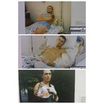 """В Киеве открылась выставка фотографий украинских солдат, покалеченных на Донбассе Эти """"ла-ла-ла"""" уже отпели http://t.co/nX7R77dJ39"""