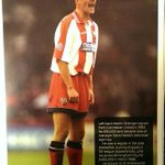 Blast from the past in Brentford programme @Gringo3333 looking quite lithe . .#bcfc http://t.co/hpMaiDkhzN