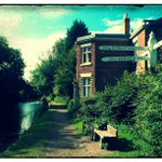 RT @staceybarnfield: Great bike ride along Worcs & #Birmingham Canal and Kings Norton Junction this morning. #urbanoasis http://t.co/mchfoL5IpM