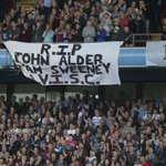 RT @AVFCOfficial: #AVFC 0-0 #NUFC - MATCH PIC: Classy move from Villa fans to offer support to Newcastle. #AVFCLIVE http://t.co/GAHLznIYm6