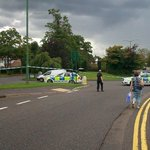 RT @SolihullUpdates: Touchwood has been evacuated and Homer Road has been CLOSED by police. AVOID. http://t.co/ULlkF6SJum