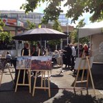 Gezellig! Jazz festival Kerkbrink en gratis toegang Museum Hilversum #Hilversumbruist http://t.co/LNEe3FkbIZ
