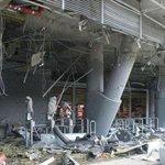 RT @MartinCharquero: 2 bombas destruyeron parte del estadio del Shakhtar Donetsk. Vía @ESPN_JorgeRamos http://t.co/cMEBmZwDWc
