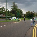 RT @birminghammail: This is the scene in Homer Road #Solihull - Pic from @SolihullUpdates - Were you evacuated? http://t.co/mRbzyVTDk8 http://t.co/N5xyEJIJSu