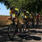RT @albertocontador: En 4h arranca @lavuelta con una crono por equipos.Nuestra hora de salida las20:24 @tinkoff_saxo #Vuelta2014 #diaadia http://t.co/KDhBhknjTQ