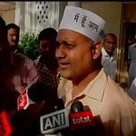 RT @ANI_news: Student who studies all year doesnt worry about exams,they can schedule elections anytime- Somnath Bharti (AAP) http://t.co/EKSp5ieqSX