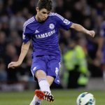 RT @chelseafc: .@oscar8 makes his 50th start for @chelseafc today! #CFC http://t.co/jawziURpJS