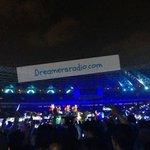 RT @DreamersRadioID: NOW! SUPER JUNIOR M - Breakdown on stage Mahakarya #RCTI25 http://t.co/kBS08I5sQn