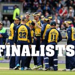 RT @NatWestT20Blast: Congrats to @CricketingBears on reaching #T20Blast Final with a win over Surrey. Can they bring home the trophy? http://t.co/FFC8Fepj2f