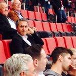Marcel Koller ist auch da! Ösi-Nationaltrainer guckt sich #Wimmer an. #effzeh http://t.co/aYDmiBL0ss