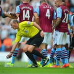 #AVFC 0-0 #NUFC - MATCH PIC: Its magic spray time. #AVFCLIVE http://t.co/Vn78IDffrq