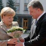 RT @ntvru: Порошенко считает Меркель хорошим другом и сильным адвокатом Украины http://t.co/6g36s3yehf http://t.co/z9gRlCmLnK