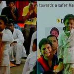RT @ANI_news: Mumbai: Actress Rani Mukerji at a self defense workshop for school students http://t.co/G5i6r2YDR7