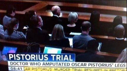 Rumour has it Peter Capaldi has taken it dark.... (Photo: @blearyboy ) http://t.co/OF0KdelSxd