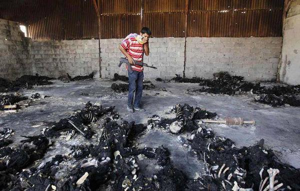 حتى لا ننسى ابطال الامس   اليوم ذكرى استشهاد ..شهداء محرقة اليرموك http://t.co/9yUywT3Y1n