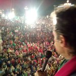 Addressing our Tsunami earlier this evening. http://t.co/r8IcHU4uMM