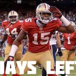 15 days left!! @KingCrab15 #49ers And I love this picture #Salute http://t.co/McyPoHUCIh