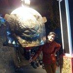 """#jogja @acoymubyarto: Penampakan """"klunthung"""" terbesar dunia... Maskot Bantul Expo 2014 http://t.co/zYWDmq3AXX"""