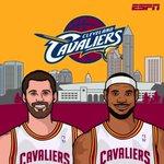 RT @espn: Its official: LeBron James has a new Frontcourt sidekick. http://t.co/XZAQaJIESN