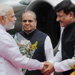 Prithviraj Chavan says heckling at Modi events pre-planned | India Today http://t.co/bJxE622Vpr http://t.co/6MdiLeB5DK