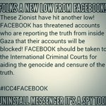 BREAKING: #GazaUnderAttack #ICC4Israel #ICC4Facebook http://t.co/SAdMFz1Uvw #BDS #DC4Gaza #Chicago #LA #University #Texas #Sandiego #Sanjose