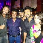 RT @prabhulaksshman: @imKBRshanthnu @ActorMadhavan shanthanu birthday party  at psrk hyatt http://t.co/qjx4P5cmZj
