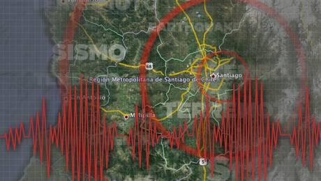LO ÚLTIMO | Sismo en zona central de Chile tuvo magnitud 6.4 richter preliminar. http://t.co/GFacSwWcU6 http://t.co/LdJnV2NiEI