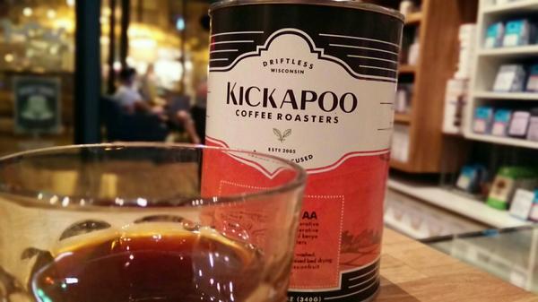 This Kenya Kabingara AA from @kickapoocoffee is still officially killing it. #nodoubts http://t.co/sIybiucikm