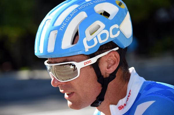 Octal AVIP MIPS, the first MIPS-equipped helmet in the pro peloton, debuts in the @lavuelta  today at 1.25PM CET http://t.co/bru8OomDvD