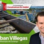 En Durango #ConstruimosLoMejor mejorando planta tratadora de agua @EVillegasV @JHerreraCaldera @otnielgarcia http://t.co/DqiuLQ8g2k