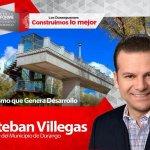 RT @CDE_PRI_Durango: En Durango #ConstruimosLoMejor con más turismo @EVillegasV @JHerreraCaldera @otnielgarcia http://t.co/1BFYLQzssY