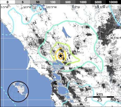#Earthquake  M6.0 - 6km NW of American Canyon, California 2014-08-24 10:20:44 UTC http://t.co/CPkbhBYlNo http://t.co/BuHRDmAytt