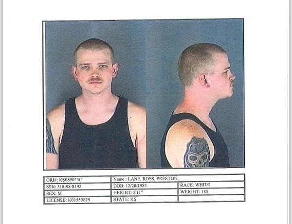 Photo of the suspect in tonight's officer shooting. Be vigilant Topeka. http://t.co/AkYXy2d46t