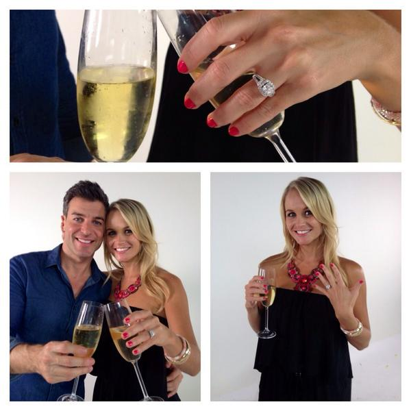 A HUGE THANK YOU to EVERYONE at @CBSBigBrother @CBSi our families,  @bretteldredge #BB16 @BBJordanLloyd #BBProposal http://t.co/xINyzrx0oz