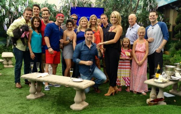 Congrats to my @CBS #BB family @jeffschroeder23 & @BBJordanLloyd on their @CBSBigBrother engagement! #BB16 http://t.co/nNdnAqiKQI