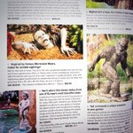 Skymall, you need to calm the hell down. And send me a life size Bigfoot please.