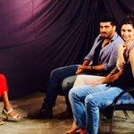 RT @anupamachopra: Finding the fun in Fanny with Homi, @arjunk26 & @deepikapadukone. Coming on @FilmCompanion Monday: http://t.co/9Ogkx0dxvs