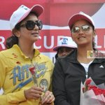 RT @TelanganaFan: Sania Mirza  Well deserved  as the brand ambassador of Telangana state  -  @LakshmiManchu @ http://t.co/SV7BI40qWE . http…