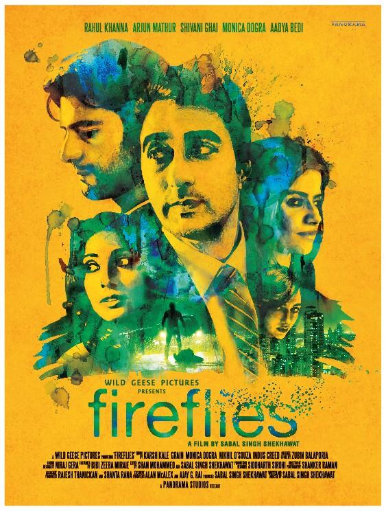 Happy to announce the release date of my film, 'Fireflies' — 31st October, 2014! More details soon. http://t.co/DvqZG4VBtv