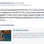 """Wah! Thankyou sa lahat ng nag watch na!  Sa mga hindi pa NOOD NA! """"@Viva_Ent: The Gifted #1!  http://t.co/VoWYb53DRH http://t.co/vdu42LIc2q"""""""