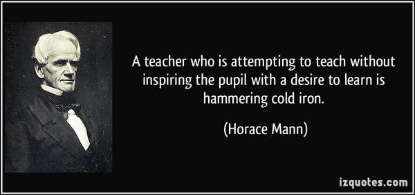 Inspiration works wonders when teaching children!! #edchat http://t.co/pXPiyvKHbK