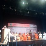 RT @jagdishshetty: Dr @Swamy39 speaking at Bangalore at Seminar 'Hindu Temple & Govt Control' http://t.co/xD4uIHmbjp